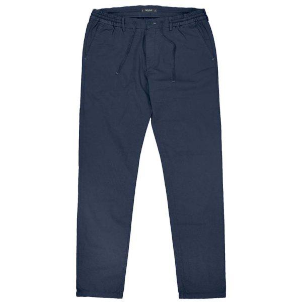 Παντελόνι Chinos με Λάστιχο Special Fabric DOUBLE CP-235 Navy