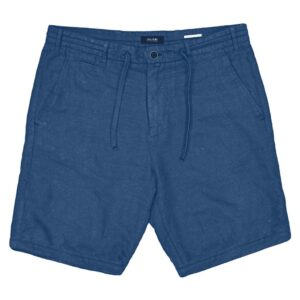 Chinos Shorts Special Fabric με Λάστιχο DOUBLE MSHO-128 Μπλε