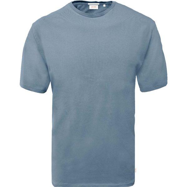 Κοντομάνικη Μπλούζα T-Shirt DOUBLE TS-150 ανοιχτό Μπλε