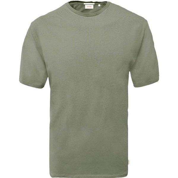 Κοντομάνικη Μπλούζα T-Shirt DOUBLE TS-150 Χακί