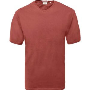 T-Shirt V-Neck DOUBLE TS-151 Copper