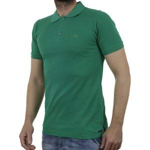 Κοντομάνικο Polo ENDESON 300 Πράσινο