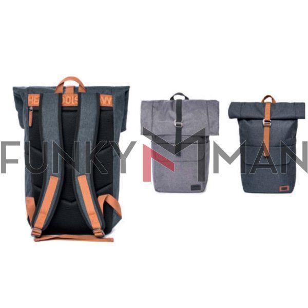 Σακίδιο Πλάτης Backpack HEAVY TOOLS T21-757 ENRIC