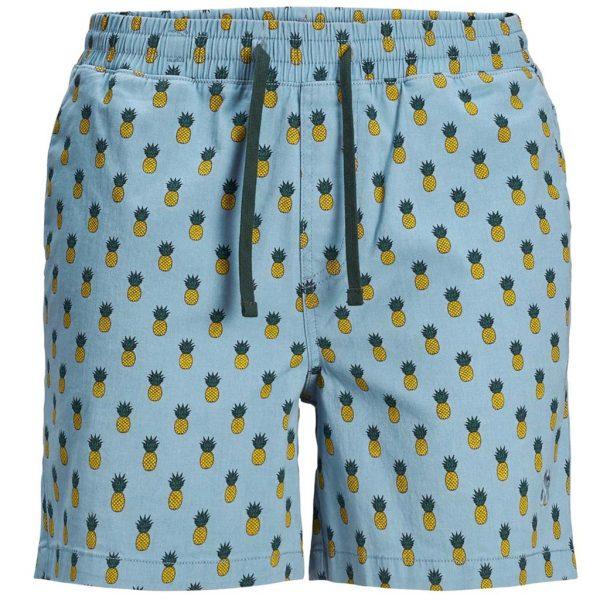 All Over Print Shorts JACK & JONES 12179194 Aqua