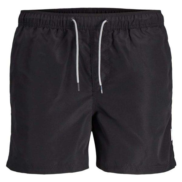 Μαγιό Swim Shorts JACK & JONES 12187006 Μαύρο