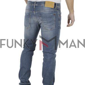 Τζιν Παντελόνι Slim Fit ANTONY MORATO 1-W00925 Μπλε