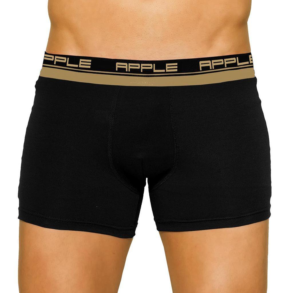 Εσώρουχο Boxer Apple 0110209 Χρυσό Μαύρο