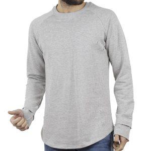 Μακρυμάνικη Μπλούζα EMANUEL NAVARO 015 Γκρι