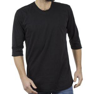Μπλούζα EMANUEL NAVARO 060 Μαύρο