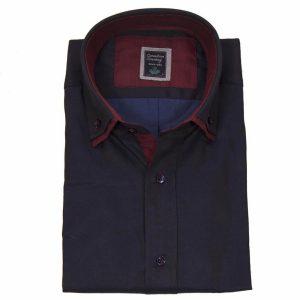 Πουκάμισο regular fit μακρυμάνικο Canadian Shirts 1400-4