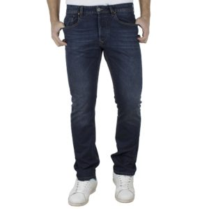 Τζιν Παντελόνι Slim Fit SCINN ZACK D σκούρο Μπλε
