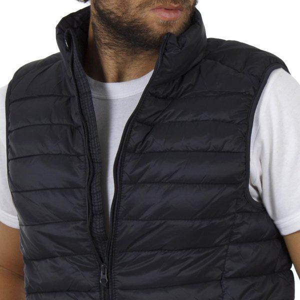 Αμάνικο Μπουφάν Puffer Jacket BLEND OUTWEAR 20706154 Navy