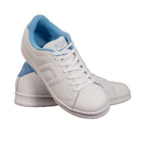 Ανδρικά Παπούτσια Blend Άσπρο-Γαλάζιο