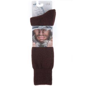 Ισοθερμικές Κάλτσες dal socks 165A Καφέ