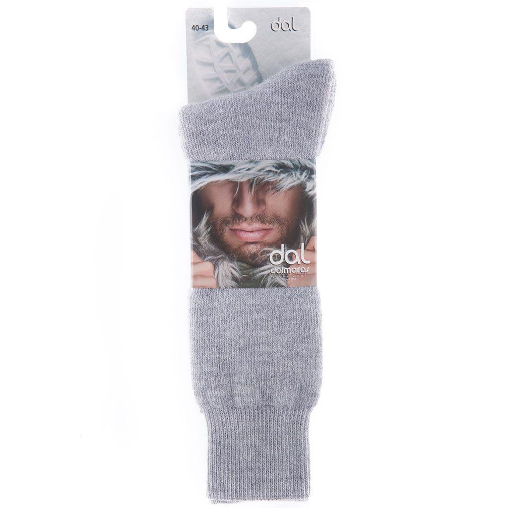 Ισοθερμικές Κάλτσες dal socks 165A ανοιχτό Γκρι