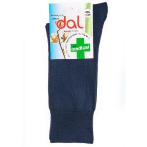 Κάλτσες MEDICAL dal socks 1012 Μπλε