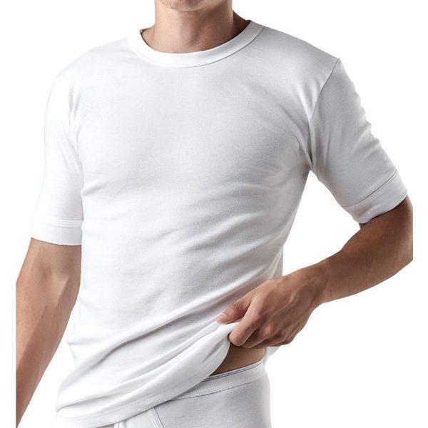 Εσώρουχο Μπλούζα T-shirt APPLE CLASSIC APP-0410150 Λευκό