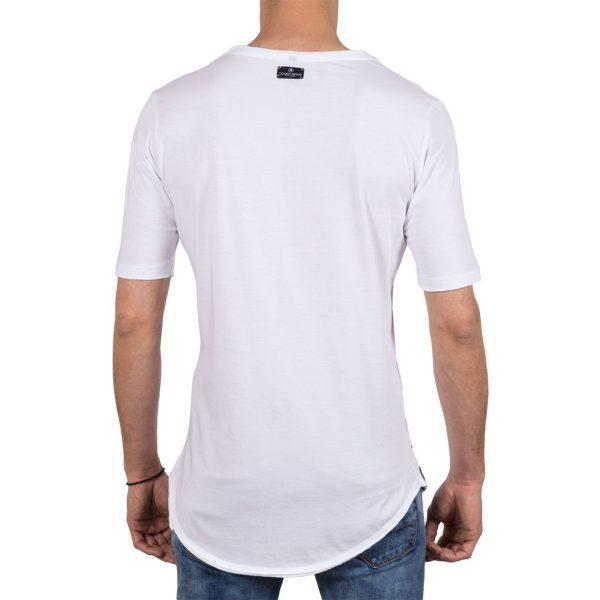Ανδρική μπλούζα T-Shirt Cover Helmet 0104