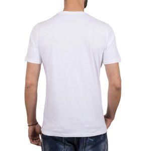 Ανδρική μπλούζα T-Shirt FreeWave 71108 Άσπρο