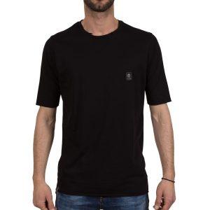 Ανδρική μπλούζα T-Shirt Cover Spoon 0114 Μαύρο