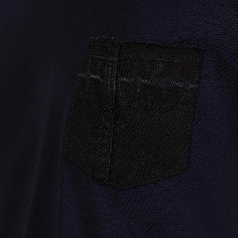 Ανδρική μπλούζα T-Shirt Cover Indian 0101 Navy