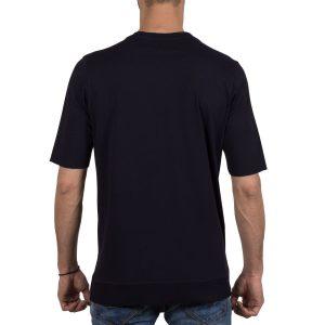 Ανδρική μπλούζα T-Shirt Cover Spoon 0114 Navy