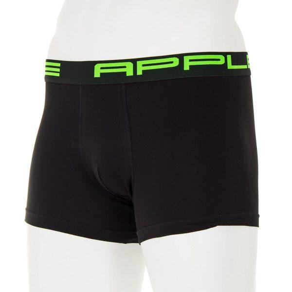 Εσώρουχο Boxer Apple 0110208 Πράσινο Μαύρο