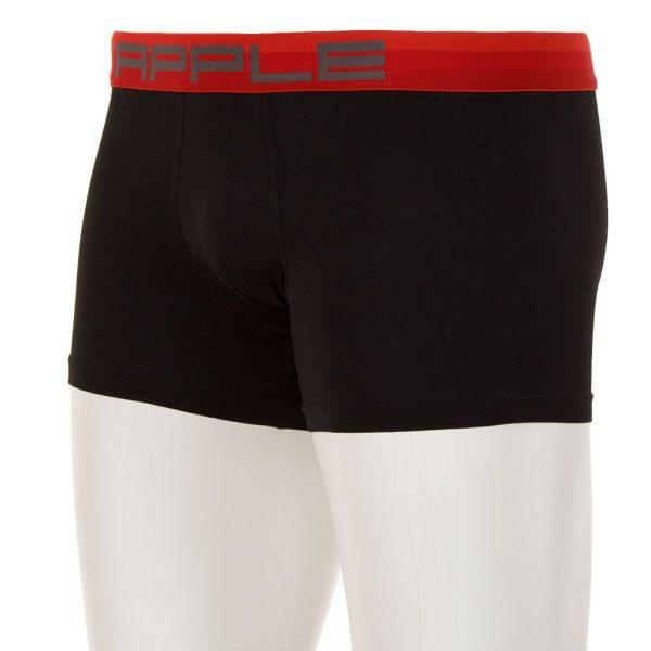 Εσώρουχο Boxer Apple 0110936-1 Μαύρο