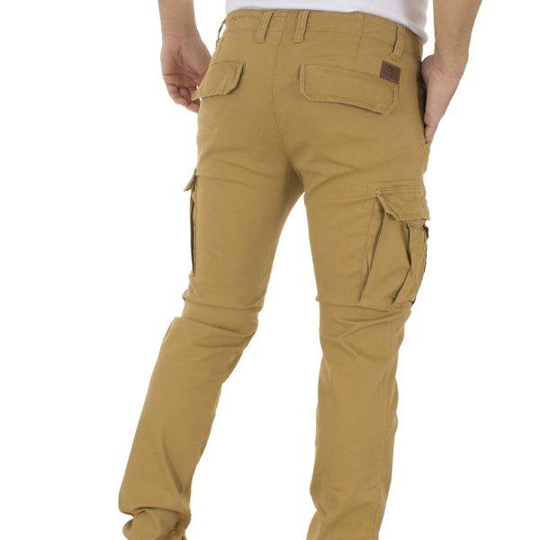 Cargo Παντελόνι DOUBLE Pants CCP-5 Beige