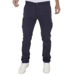 Cargo Παντελόνι DOUBLE Pants CCP-5 Indigo