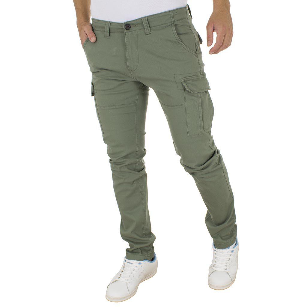 5ba6a4d87f23 Cargo Παντελόνι DOUBLE Pants CCP-5 Olive
