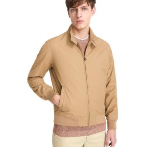 Ελαφρύ Αδιάβροχο Μπουφάν Jacket CELIO NUCOTTON Camel