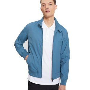 Ελαφρύ Αδιάβροχο Μπουφάν Jacket CELIO NUCOTTON Sky Blue