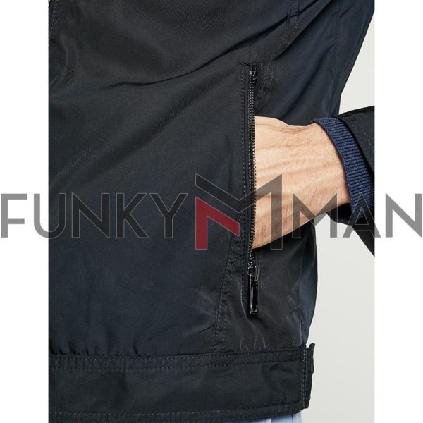 Summer Jacket CELIO NUPRADY Blueblack