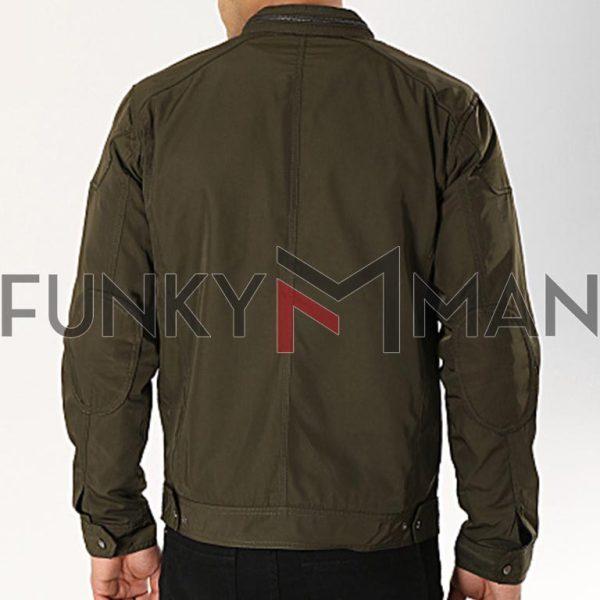 Summer Jacket CELIO NUPRADY Χακί