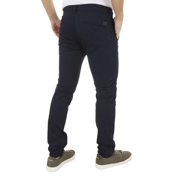 Chinos Παντελόνι COVER CHILLY 3373 Navy