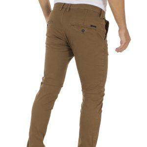 Παντελόνι Chinos Redspot Taylor CIGAR ανοιχτό Καφέ