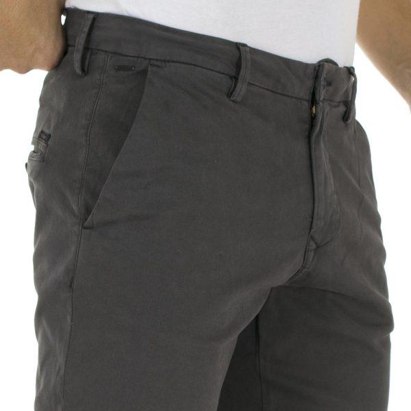 Παντελόνι Chinos Redspot Taylor MAGNET Γκρι