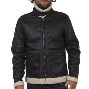 Μπουφάν Flight Bomber Jacket BLEND OUTWEAR 20707199 Μαύρο