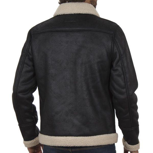 Μπουφάν Flight Bomber Jacket BLEND OUTWEAR 20707199 Μαύρο