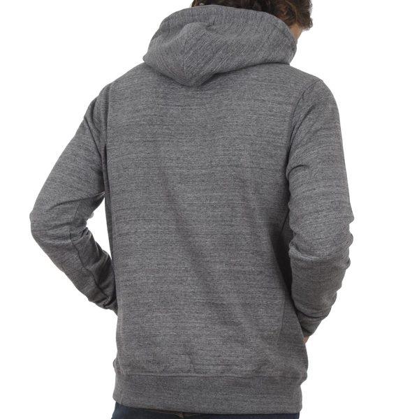 Μπλούζα Φούτερ με Κουκούλα HOODIE BLEND 20706980 Γκρι
