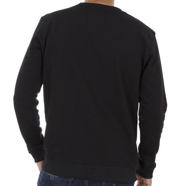 Φούτερ Μπλούζα SNTA SW18-3-89 Μαύρο