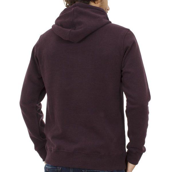 Φούτερ Μπλούζα με Κουκούλα HEAVY TOOLS A3W18214BY Berry Βουργουνδί