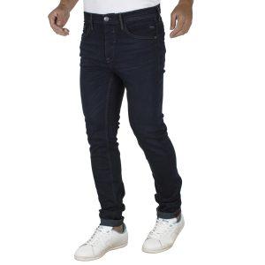 Jean Παντελόνι Slim Fit BLEND 20706193 σκούρο Μπλε