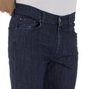 Τζιν Ψηλοκάβαλο Παντελόνι RED ROCK BARACUDA 230 σκούρο Μπλε