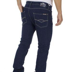 Τζιν Ψηλοκάβαλο Παντελόνι RED ROCK DENIM 027 240 σκούρο Μπλε