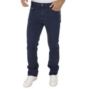 Τζιν Ψηλοκάβαλο Παντελόνι RED ROCK DENIM 239 σκούρο Μπλε