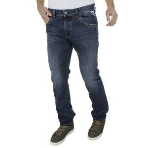 Jean Παντελόνι Shaft Jeans No.345/9 L722 Μπλε