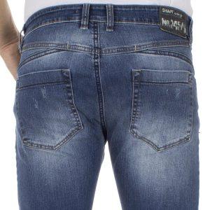 Τζιν Παντελόνι SHAFT Jeans L717 Μπλε