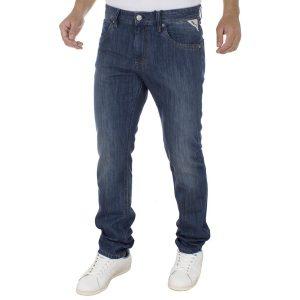 Τζιν Παντελόνι SHAFT Jeans M771 Μπλε